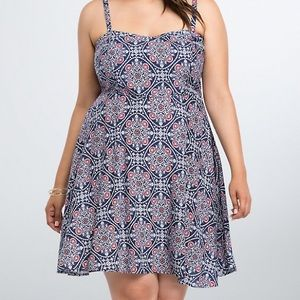 Torrid Size 2 Dress